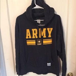 Army collection sweatshirt PINK